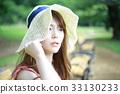 female, lady, woman 33130233