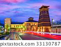 Kofu, Japan Cityscape 33130787