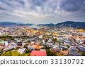 Nagasaki, Japan skyline 33130792