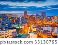 Naha, Okinawa, Japan Skyline 33130795