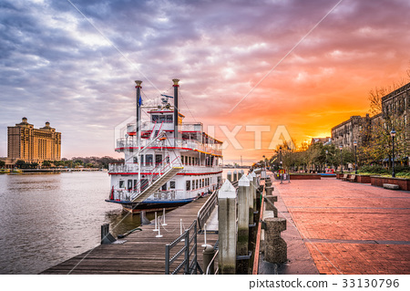 Savannah, Georgia, USA 33130796