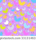 seamless pattern vector 33131463