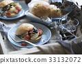 三明治 麵包 午餐 33132072