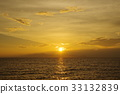 Sunrise of Ariake Sea 33132839