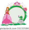 Frog Prince Princess 33133566