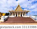cambodia palace phnom 33133986