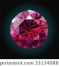 jewelry, ruby, gem 33134088