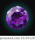 amethyst, purple, stone 33134128
