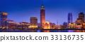 Shanghai skyline cityscape 33136735