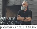 男性 男人 騎自行車的人 33138347
