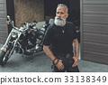 男性 男人 老年的 33138349