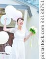 婚礼 新娘 花束 33138751