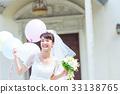 婚礼 新娘 花束 33138765