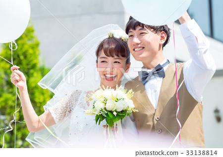 婚禮圖像,氣球 33138814