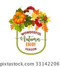 autumn, fall, maple 33142206