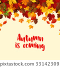 autumn, fall, poster 33142309