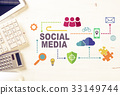 Social connection and networking 33149744