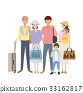 세 세대 가족 여행 33162817