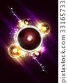 music, background, speaker 33165733