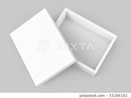 White box mockup 33166162