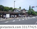 原宿站 山手線 JR 33177425