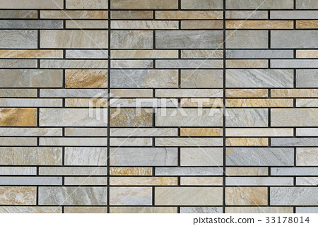 Exterior Wall Tiles Various Detail Combinations 33178014