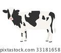 動物 矢量 奶牛 33181658