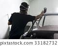 汽车 身体 修理 33182732