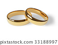 Wedding rings 33188997