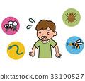 大毒蛇 蚊子 蟲子 33190527