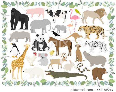 animal, animals, vector 33190543