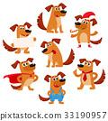 狗 狗狗 有趣 33190957