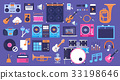 instrument music vector 33198646