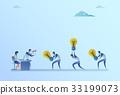 商业 商务 人物 33199073