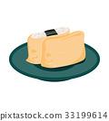Tofu Inari Sushi 33199614