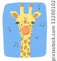 animal, animals, giraffa 33200102