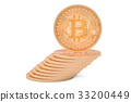 硬幣 錢幣 立體 33200449