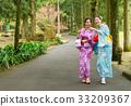 女性 女 道路 33209367