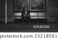 depressed, recession, sad 33218561
