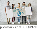 Save Earth Environmental Conservation Ecology 33218970