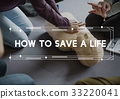 CPR Training Demonstration Class Emergency Life Rescue 33220041