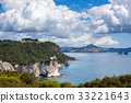 View towards Cathedral Cove 33221643
