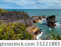 coast ocean rock 33221865