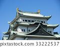 名古屋城堡 城堡 城堡塔楼 33222537