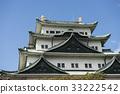 名古屋城堡 城堡 城堡塔樓 33222542
