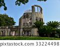 히로시마 평화기념공원, 원폭돔, 2차대전 33224498