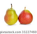 pear isolated on white background 33227460