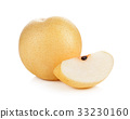 pear isolated on white background 33230160