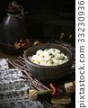 꼬치, 동양음식, 밥 33230936