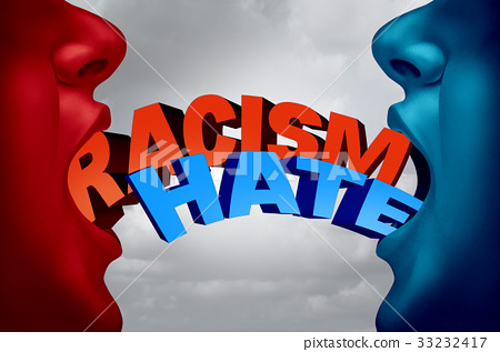 Racism And Hate Social Issue 33232417